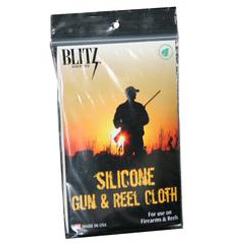 Blitz Silicone Gun & Reel Cloth 11x14 by Blitz Jewelry Cleaners