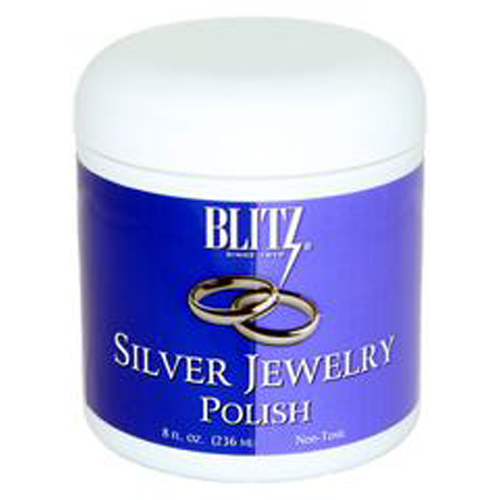 Blitz Silver Jewelry Cleaning Polish by Blitz Jewelry Cleaners