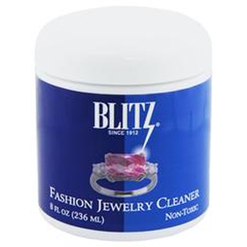 Blitz Fashion Jewelry Cleaner 8oz by Blitz Jewelry Cleaners