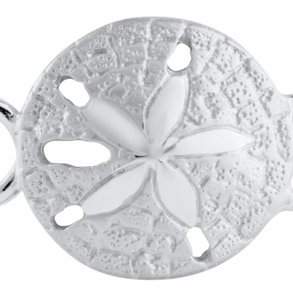 LeStage Sterling Silver Petite Sand Dollar Clasp by LeStage