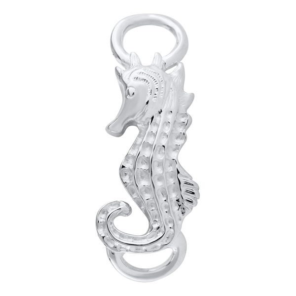 LeStage Sterling Silver Sea Horse Clasp by LeStage
